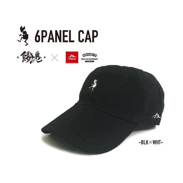 再販CAP黒白.JPG